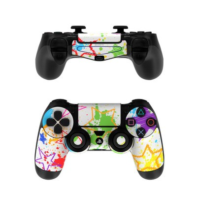 Sony PS4 Controller Skin - Scribbles