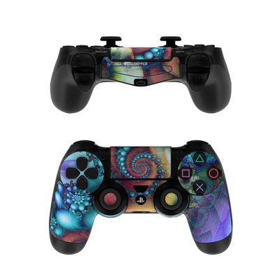 Sony PS4 Controller Skin - Sea Jewel