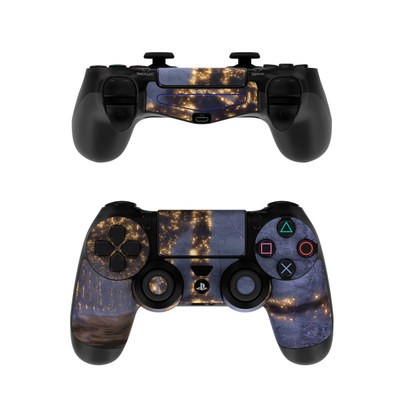 Sony PS4 Controller Skin - Shaded Path