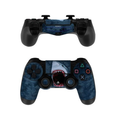 Sony PS4 Controller Skin - Shark