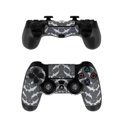 Sony PS4 Controller Skin - Shiver of Sharks
