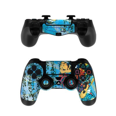 Sony PS4 Controller Skin - Samurai Honor