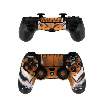 Sony PS4 Controller Skin - Siberian Tiger