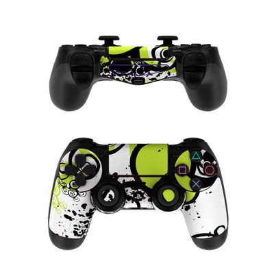 Sony PS4 Controller Skin - Simply Green