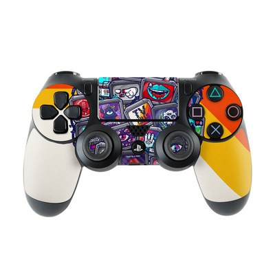 Sony PS4 Controller Skin - Singularity