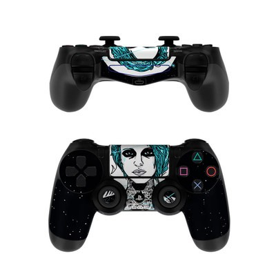 Sony PS4 Controller Skin - The Siren
