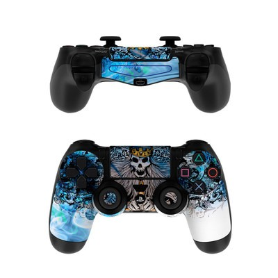 Sony PS4 Controller Skin - Skeleton King