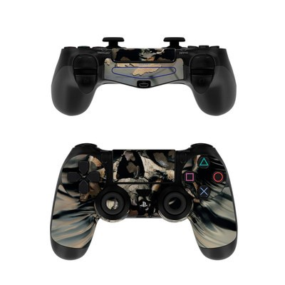 Sony PS4 Controller Skin - Skull Wrap