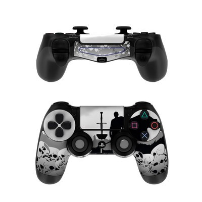 Sony PS4 Controller Skin - Slayer