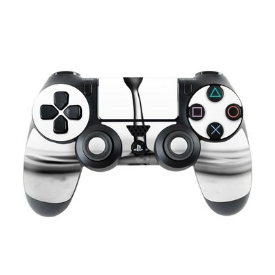 Sony PS4 Controller Skin - Silver Drop