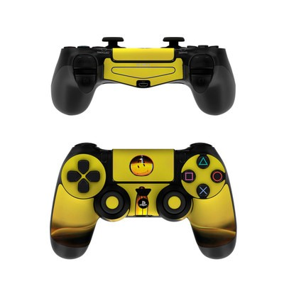 Sony PS4 Controller Skin - Smile