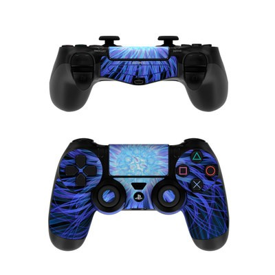 Sony PS4 Controller Skin - Something Blue