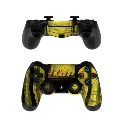Sony PS4 Controller Skin - Secret Parade