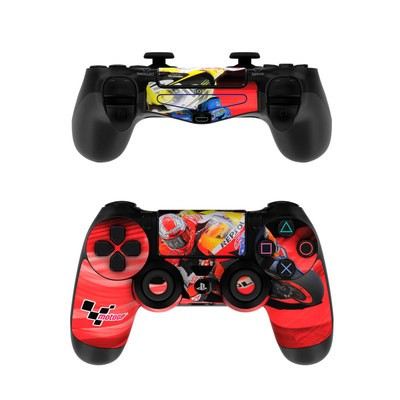 Sony PS4 Controller Skin - Speed Collage