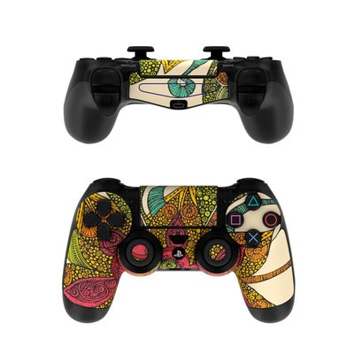 Sony PS4 Controller Skin - Spring Flower