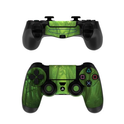 Sony PS4 Controller Skin - Spring Wood