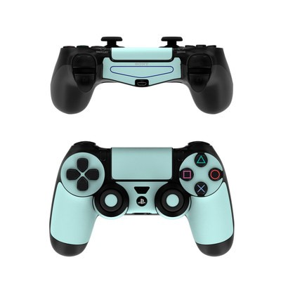 Sony PS4 Controller Skin - Solid State Mint