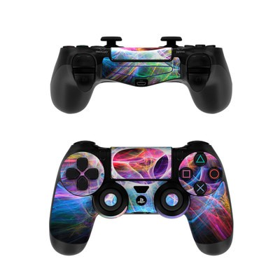 Sony PS4 Controller Skin - Static Discharge