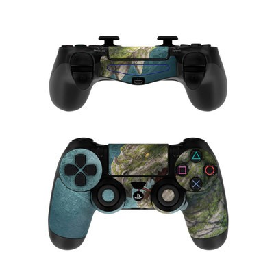 Sony PS4 Controller Skin - Stone Dragon