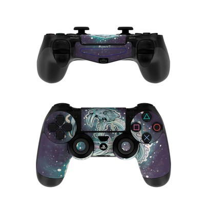 Sony PS4 Controller Skin - Saber-Toothed Serpent