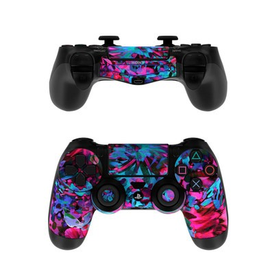 Sony PS4 Controller Skin - Summer Tropics