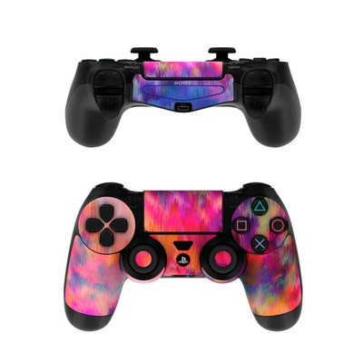 Sony PS4 Controller Skin - Sunset Storm