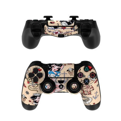Sony PS4 Controller Skin - Suzy Sailor