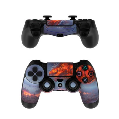 Sony PS4 Controller Skin - Terror of the Night