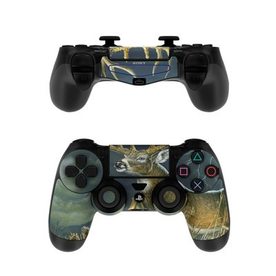 Sony PS4 Controller Skin - Thunder Buck