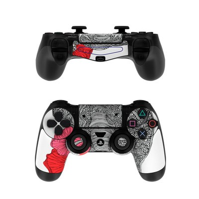 Sony PS4 Controller Skin - The Elephant