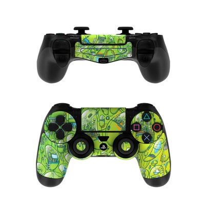 Sony PS4 Controller Skin - The Hive