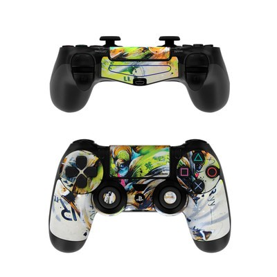 Sony PS4 Controller Skin - Theory