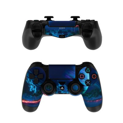 Sony PS4 Controller Skin - Thetis Nightfall