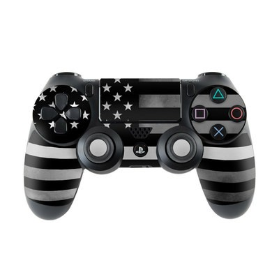 Sony PS4 Controller Skin - Thin White Line