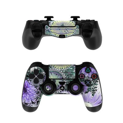 Sony PS4 Controller Skin - Tidal Bloom