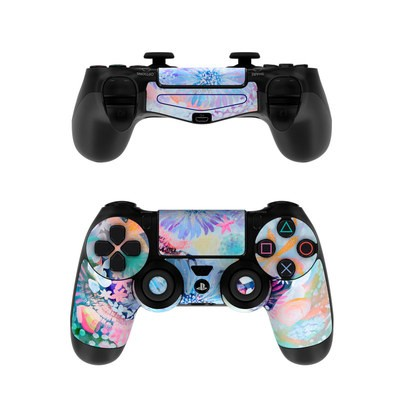 Sony PS4 Controller Skin - Tidepool