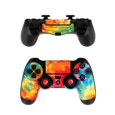Sony PS4 Controller Skin - Tie Dyed