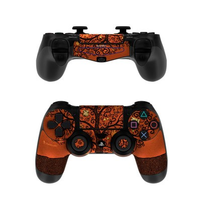 Sony PS4 Controller Skin - Tree Of Books