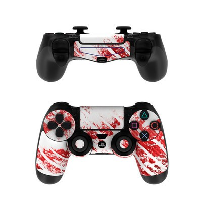 Sony PS4 Controller Skin - Torn