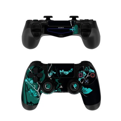 Sony PS4 Controller Skin - Aqua Tranquility