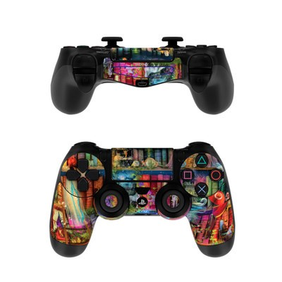 Sony PS4 Controller Skin - Treasure Hunt