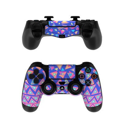 Sony PS4 Controller Skin - Triangle Dance