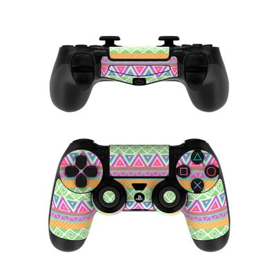 Sony PS4 Controller Skin - Tribe