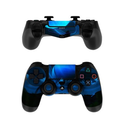 Sony PS4 Controller Skin - Tropical Moon