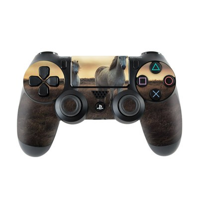 Sony PS4 Controller Skin - Hornless Unicorns