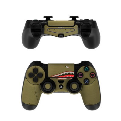 Sony PS4 Controller Skin - USAF Shark