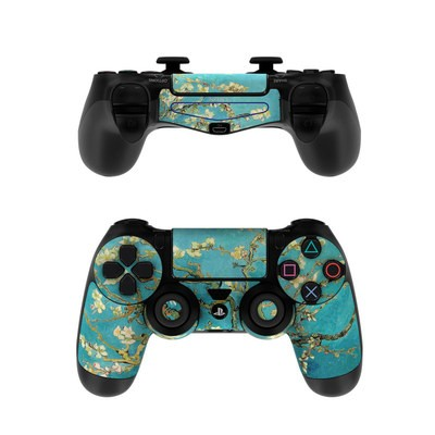 Sony PS4 Controller Skin - Blossoming Almond Tree