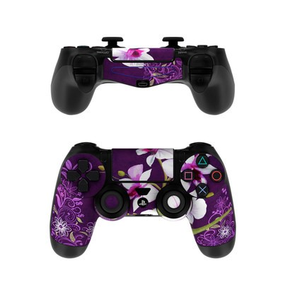Sony PS4 Controller Skin - Violet Worlds