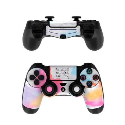 Sony PS4 Controller Skin - Wander
