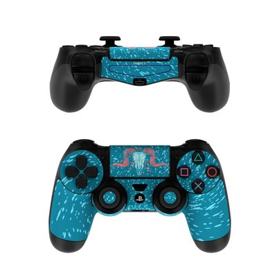 Sony PS4 Controller Skin - Warden